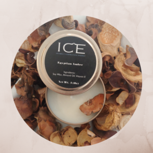 ICE Egyptian Amber Candle Alasha Bennett