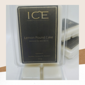 ICE Lemon Pound Cake Wax Melts Alasha Bennett