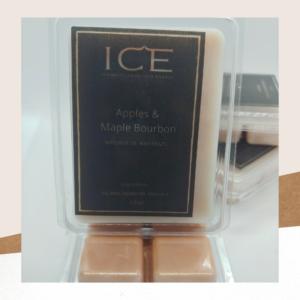 ICE Apple & Maple Bourbon Wax Melts Alasha Bennett