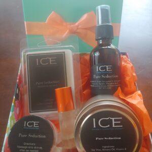 ICE 5 piece pure seduction gift set Alasha Bennett