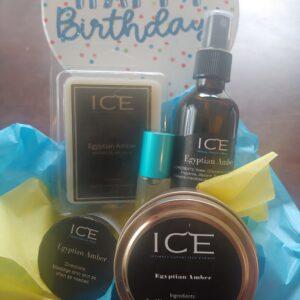 ICE 5 piece Bamboo gift set Alasha Bennett